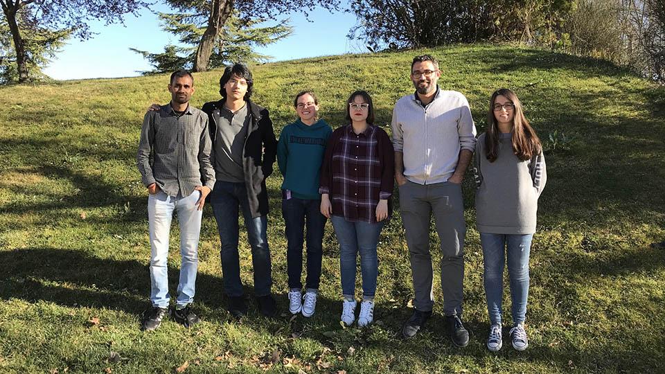 andres escosura group photo